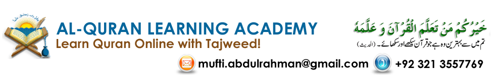 Al-Quran Learning Academy